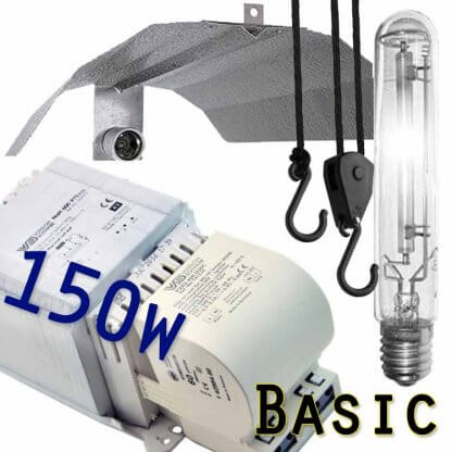 150 watt HPS Set