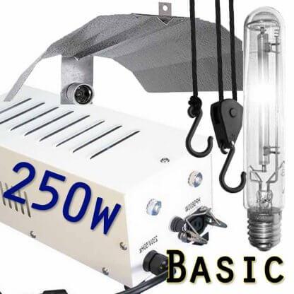 250 watt HPS Set