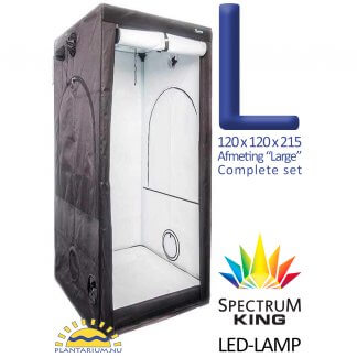 L_fullspectrum_LED_lamp_Spectrum_KING