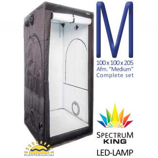 M_fullspectrum_LED_lamp_Spectrum_KING