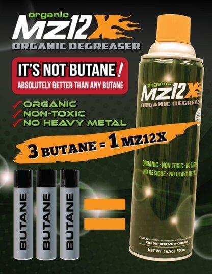 Mz12X oplosmiddel