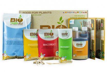 Silicum voor wietplanten