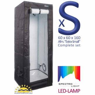 Goedkoop kweken met LED