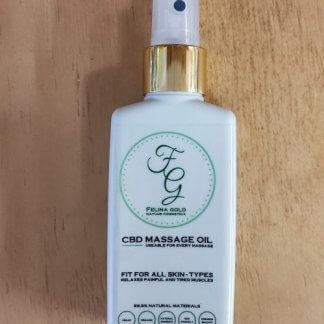 Felina Gold CBD Massage Olie