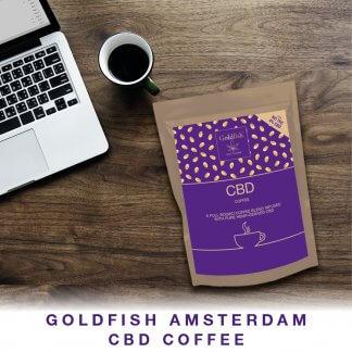 CBd Coffee goldfish amsterdam